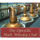 The OpenBC Malt Whisky Club