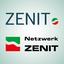 Zenit logo xing green