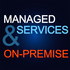 Managed Services & On-Premise des regionalen Mittelstands in DACH
