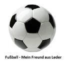 Fußball - Mein Freund aus Leder