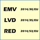 EMV, LVD und RED