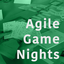 Agile game nights logo