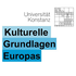 M.A. Kulturelle Grundlagen Europas / Studies in European Culture, Universität Konstanz