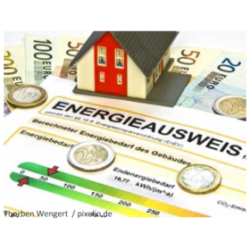 Energieeinsparung im Bestand
