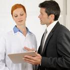 Klinikreferenten und Pharmareferenten