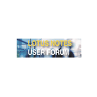 Lotus Notes User Forum