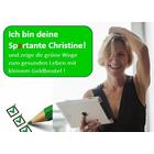 """Selbst getestet: """"Grün"""" Sparen macht Spaß!"""