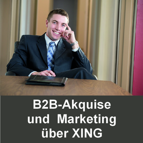 B2B-Akquise und Marketing