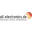 All electronics de logo