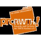 proRWTH Freunde und Förderer der RWTH Aachen