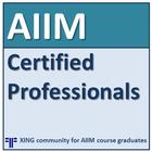 AIIM Certified Professionals