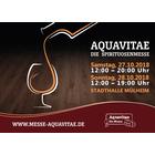 AQUAVITAE die Spirituosenmesse in Mülheim an der Ruhr