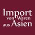 Import von Waren aus Asien