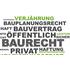 Baurecht Uni Marburg