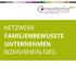 Netzwerk FAMILIENBEWUSSTE UNTERNEHMEN Bonn/ Rhein-Sieg