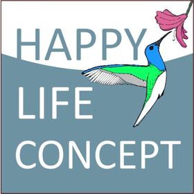 HAPPY LIFE CONCEPT