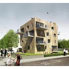 Architektur Holzbau und Brandschutz