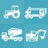 Mobile Arbeitsmaschinen - Konstruktion, Entwicklung, Engineering von Baumaschinen, Landmaschinen, etc.