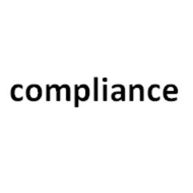 Compliance - best practice