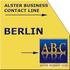 ALSTER BUSINESS CONTACT LINE BERLIN