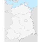 Der Osten - Mecklenburg-Vorpommern, Brandenburg, Sachsen-Anhalt, Sachsen und Thüringen und der Ostteil von Berlin