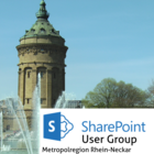 SharePoint User Group Metropolregion Rhein-Neckar