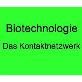 Biotechnologie- Das Kontaktnetzwerk
