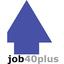 Logo40plus neu quadrat rgb 72dpi