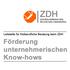 """Zur BAFA-Beratungsförderung-""""Förderung unternehmerischen Know-hows""""-informiert die Leitstelle beim ZDH"""